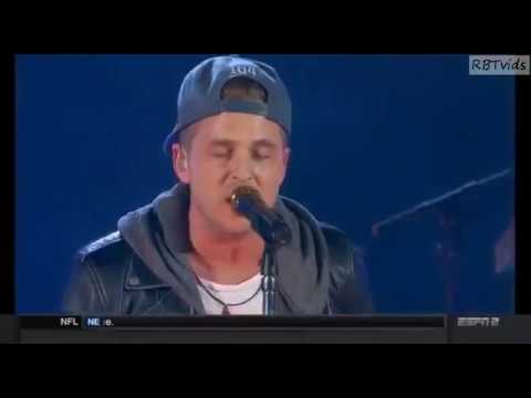 OneRepublic - Love Runs Out, Let's Hurt Tonight, Counting Stars (Grey Cup Halftime Show)