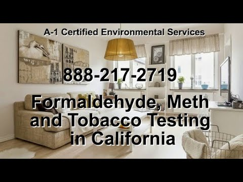 Meth Testing in San Francisc