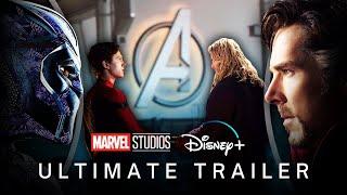 MCU Phase 4 (2021-2023) | ULTIMATE TRAILER 2 | Marvel Studios & Disney+