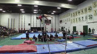 Kyla Dickson Level 9- Bars 2018 Eastern Canadian Championships