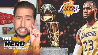 Nick Wright explains WHY: LeBron Lakers win NBA title, after LA Clippers loss to Denver Nuggets Gm 7