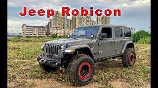 កំពូល Jeep Rubicon ជះលុយ 40000$ ដំឡើងគ្រឿងក្រោមម៉ាឆ្ងាញ់ អ្នក Off Road ស្រក់ទឹកមាត់