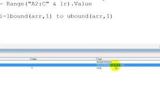 استخراج الناجحين باستخدام المصفوفات