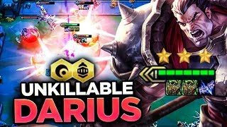 IMPERIAL IONIC SPARK ON IMMORTAL ⭐⭐⭐ DARIUS | Teamfight Tactics