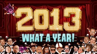"""JibJab 2013 Year in Review: """"What A Year!"""""""