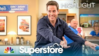 Marcus Has Questionable Shower Habits - Superstore (Episode Highlight)