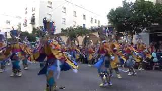 Wailuku, desfile de Comparsas de 2019