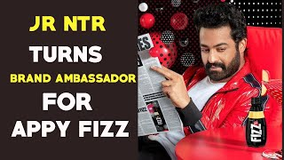 First Look: Jr NTR As Appy Fizz's Brand Ambassador..