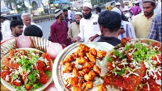 Wow Delicious Looks Amazing   Special Chicken Fry   Crispiest Indian Street Food
