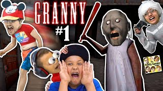 ESCAPE GRANNY HOUSE! She Won't Let Me Play Fortnite! (FGTEEV)