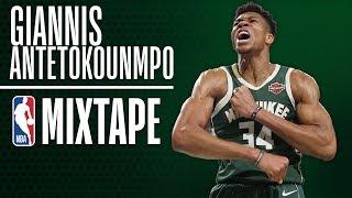 Giannis Antetokounmpo's 2018-19 NBA MVP Mixtape