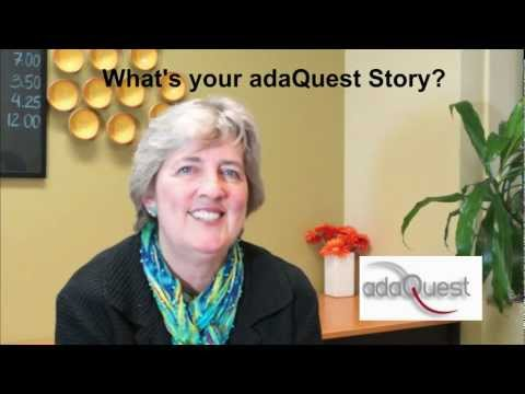 Whats Your adaQuest story- Mary Jane