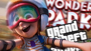 THE NEW WONDER PARK MOVIE MOD (GTA 5 PC Mods Gameplay)