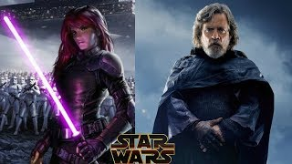 Was Mara Jade Just Cast In Episode 9? - Star Wars News Explained