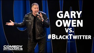 Gary Owen Called Out This Celeb and #BlackTwitter Came For Him