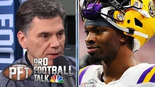K'Lavon Chaisson says he's 'most valuable player' in 2020 NFL Draft | Pro Football Talk | NBC Sports