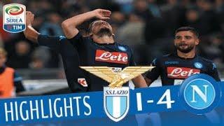 Lazio - Napoli 1-4 - Highlights - Giornata 5 - Serie A TIM 2017/18