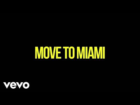 Enrique Iglesias - MOVE TO MIAMI ft. Pitbull (Lyric Video)