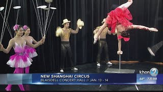 The New Shanghai Circus comes to Hawaii