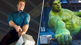 13 Superhero Characters Who've Lifted Thor's Hammer