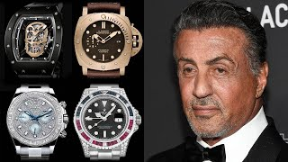 Sylvester Stallone Watch Collection - Rated from 1 to 10!
