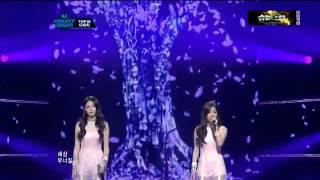 Davichi gặp sự cố với hoa giấy khi đang biểu diễn_cường đô la_67