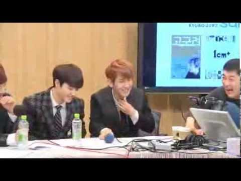 131216 Baekhyun sing & D.O BeatBox @Cultwo Show