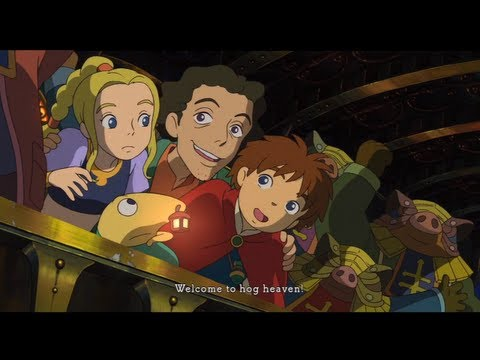 Ni No Kuni: Wrath Of The White Witch - Hamelin [42] - Smashpipe Games
