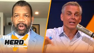 Rodgers is not the problem in Green Bay, Ravens are team to beat in AFC — Rob Parker | THE HERD