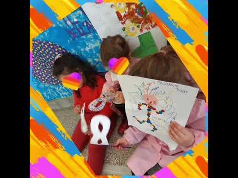 Carnevale alla Tullet - Scuola Infanzia Aldisio sez. 1A