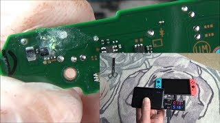 Trying to Fix ANOTHER Water Damaged NINTENDO SWITCH !!!!