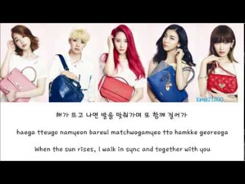 f(x) - Shadow (그림자; 미행) [Hangul/Romanization/English] Color & Picture Coded HD