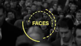 Felix Cartal - Faces (feat. Veronica) [Lyric Video]