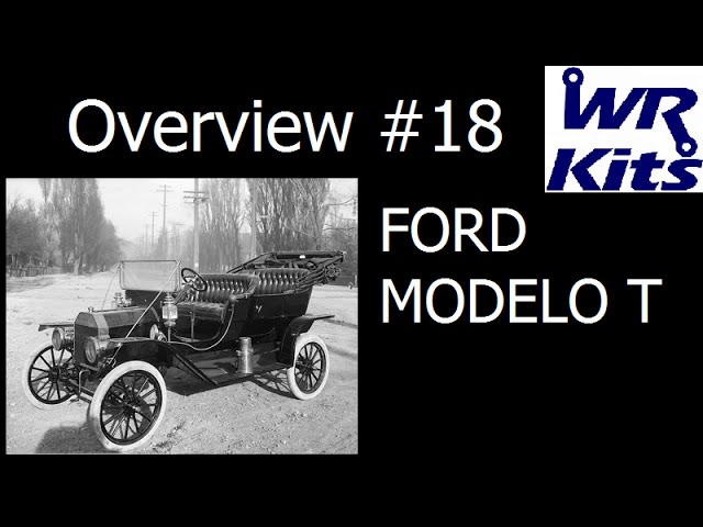 FORD MODELO T | Overview #18