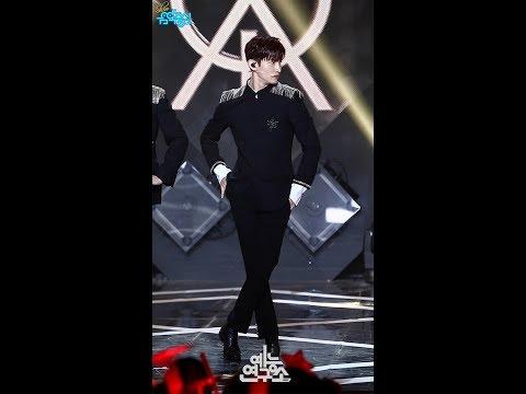 [예능연구소 직캠] 동방신기 운명 최강창민 Focused @쇼!음악중심_20180414 The Chance of Love TVXQ! MAX