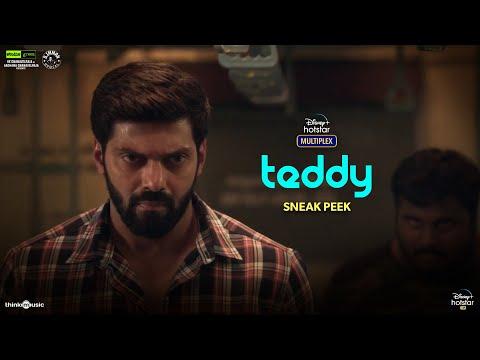 Teddy Sneak Peek- Arya, Sayyeshaa