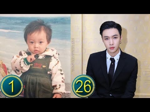 [EXO] Lay/Zhang Yixing Predebut | Transformation from 1 to 26 Years Old