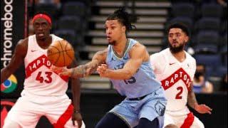 Memphis Grizzlies vs Toronto Raptors Full Game Highlights   May 8   2021 NBA Season