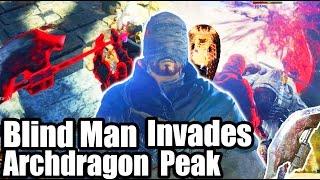 Dark Souls 3: Winged Knight Halberd PvP - MY GREATEST INVASION MOMENT - Invading Snake Land