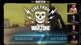 Team Guerrillas (Kenny Omega, Blazt, Saints, Lacefield) | MULTI-CAM Stream | Live from Warzone