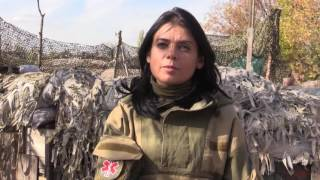 Бійці АТО прочитали вірш В.Симоненка до Дня Захисника України
