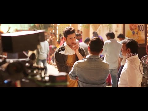 Rama-Rama-Song-Making-From-Srimanthudu-Movie