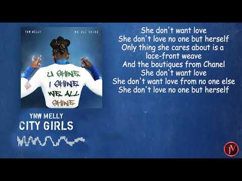 YNW Melly - City Girls- LYRICS