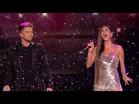 Nicole Scherzinger - Purple Rain ft. Matt Terry | Live The Final  - X Factor UK 2016 HD