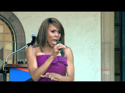 """Josephine"" Press Event - Deborah Cox Performs ""Est-Ce Que C'est Vous?"""