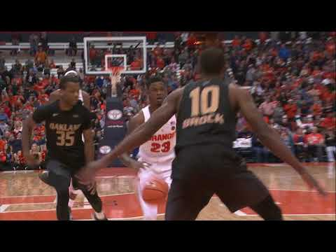 Highlights | Syracuse vs Oakland