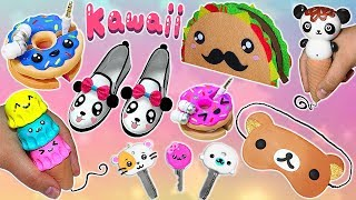 ✨🎀 BEST KAWAII DIYS YOU SHOULD KNOW || School Supplies and More 🎀✨