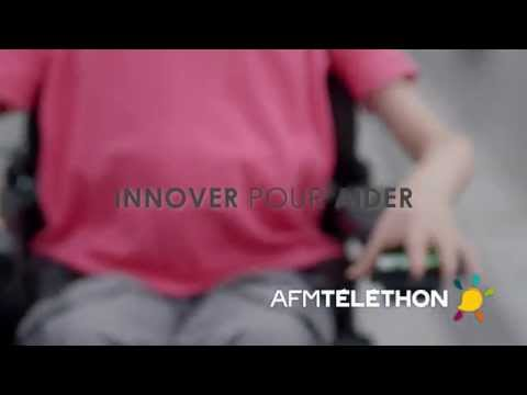 Téléthon : Innover pour Aider