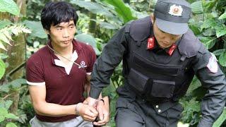 Cận cảnh nơi lẩn trốn của nghi can giết 4 người ở Lào Cai