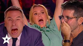 MOST TERRIFYING Auditions on Britain's Got Talent 2020 | Got Talent Global